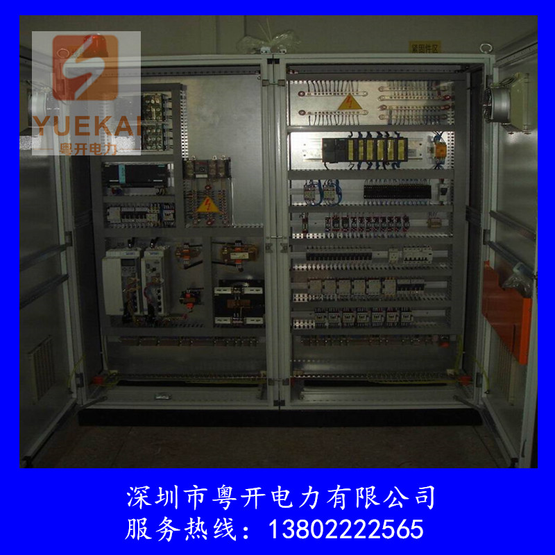 PLC变频恒压供水控制箱